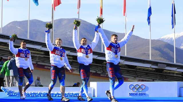 Чемпион Олимпиады в Сочи Труненков дисквалифицирован на 4 года