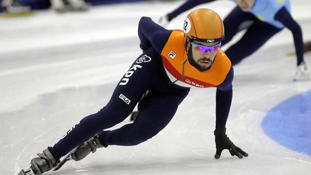 Secondo Oro per l'Italia con Davide Ghiotto nei 5.000 metri!