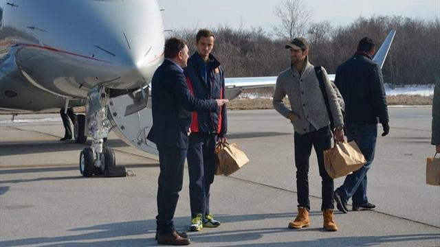 Джокович подкинул Медведева на Кубок Дэвиса на личном самолете