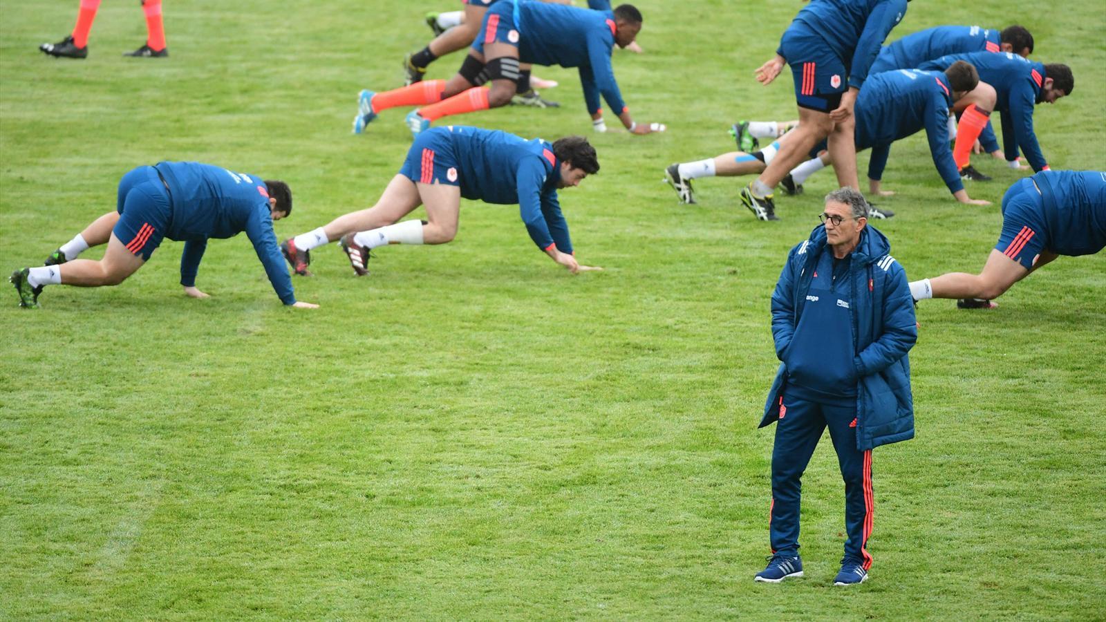 Angleterre france pilier gauche flanker centre for Interieur sport guy noves