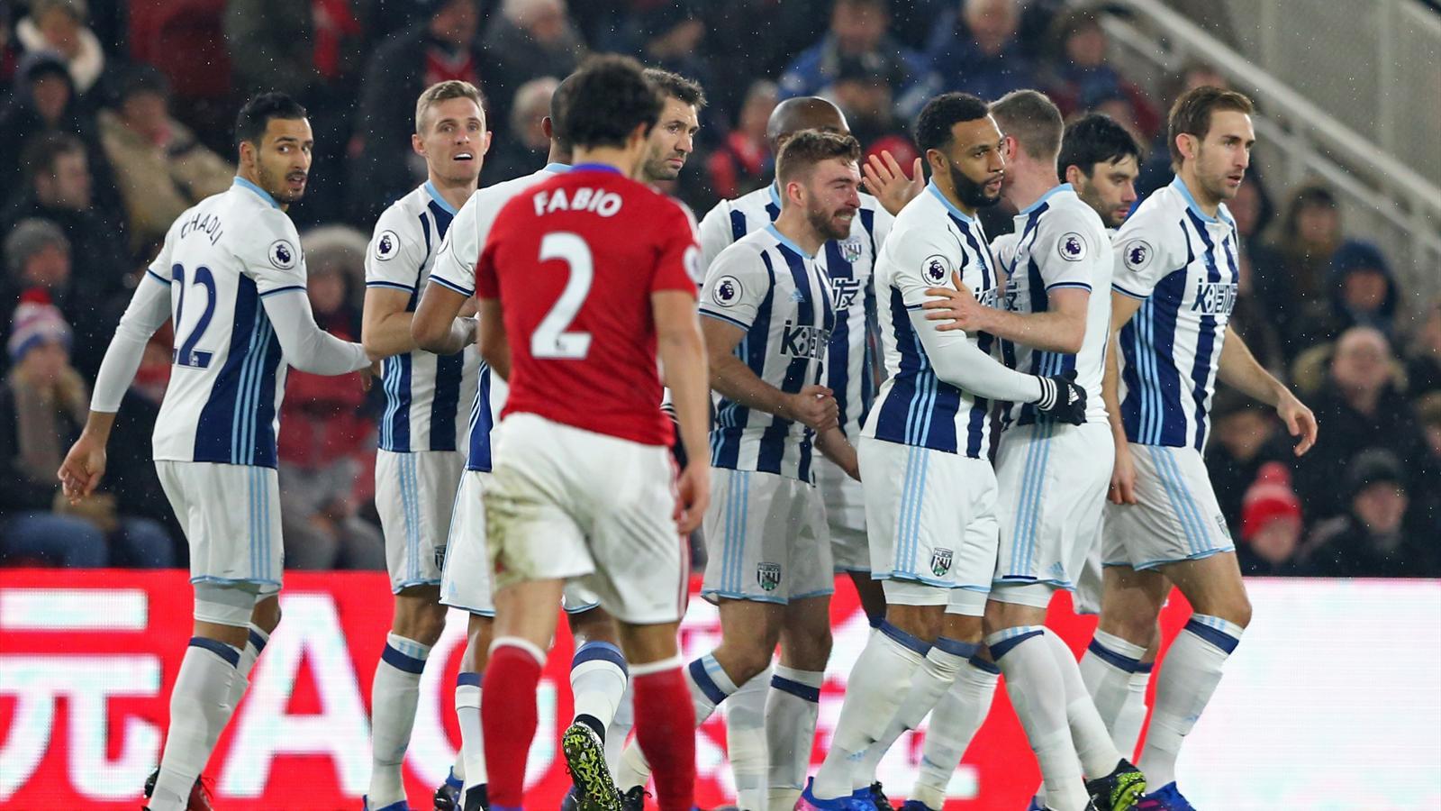 West brom hold middlesbrough to yet another draw premier - University league tables french ...