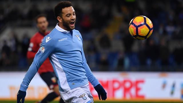 La Lazio surprend l'Inter