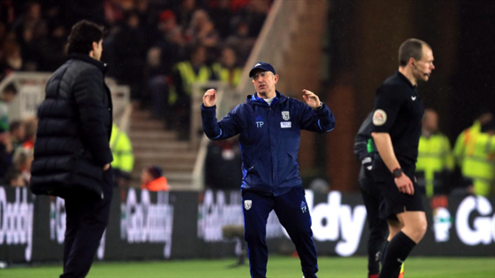 Pulis blasts 39 astonishing 39 decision to play premier league - University league tables french ...