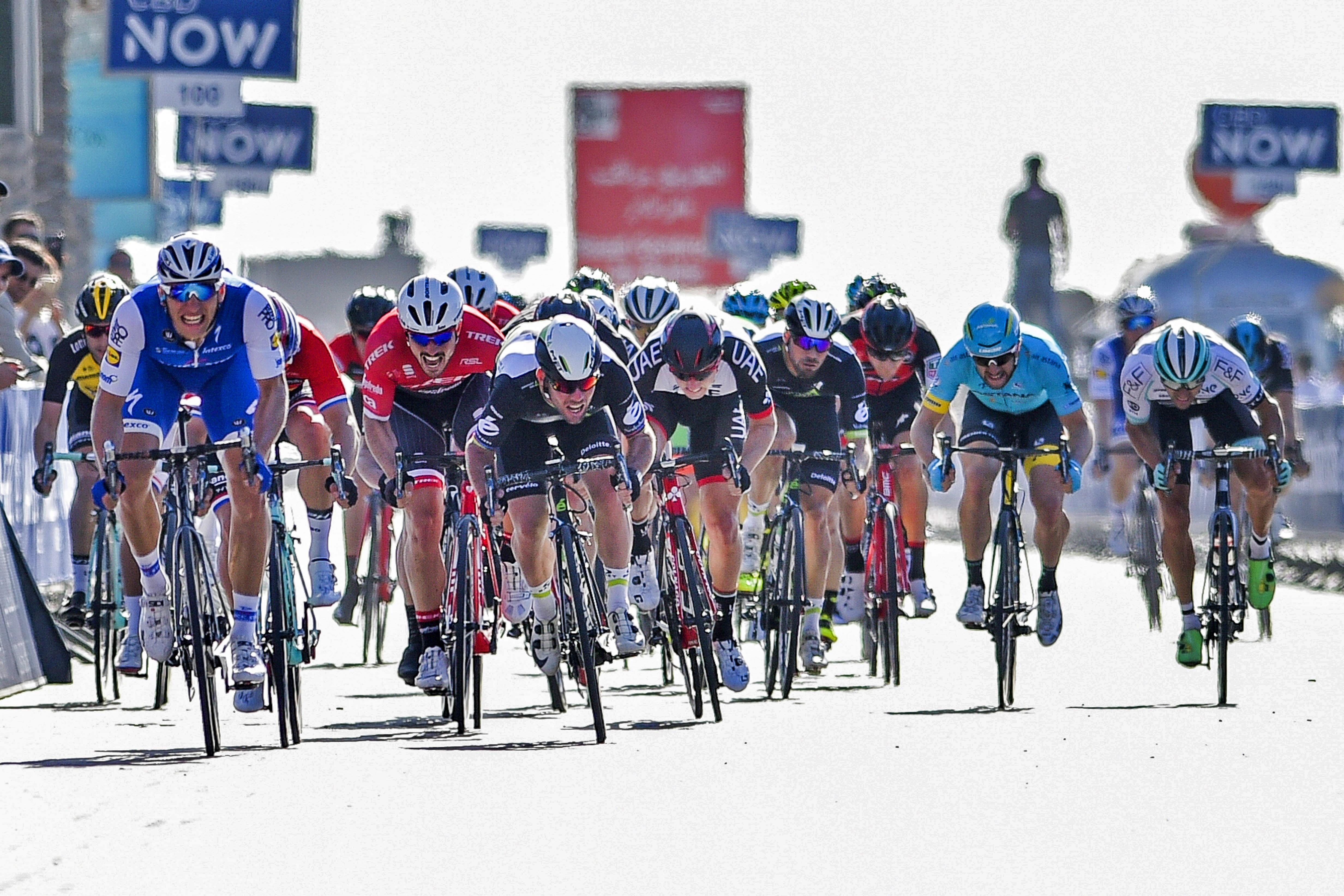 Cycling Sprint Feature 2017: Kittel, Degenkolb, Cavendish
