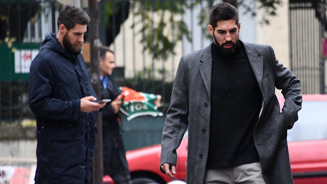 1e577232c5052 Peine alourdie pour les frères Karabatic, condamnés à deux mois de prison  avec sursis - Handball - Eurosport