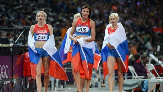 МОК лишил Россию серебра ОИ-2012 в женской эстафете из-за положительной допинг-пробы у Кривошапки