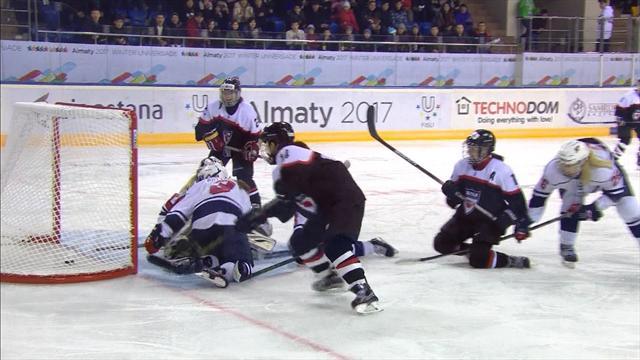 Universiade Highlights: Day 4