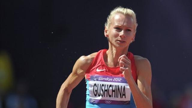 Гущина: «Я медаль не отдам»