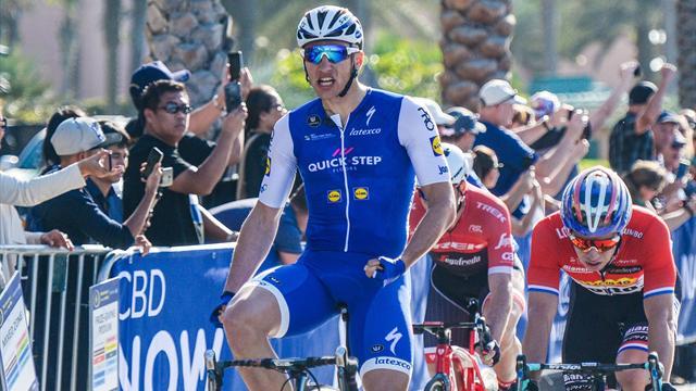 Kittel remporte la 2e étape, Cavendish reste en rouge — Tour d'Abou Dhabi