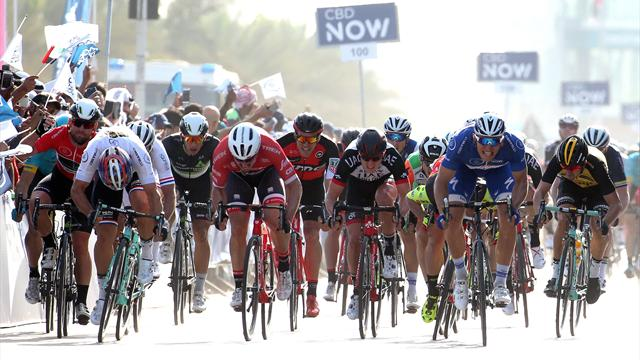 Grivko handed 45-day ban over Dubai Tour bust-up with Kittel