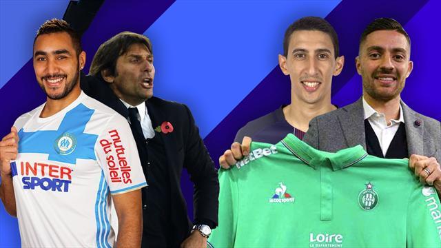 L1, Chelsea, OM, Saint-Etienne… : nos gagnants et perdants de ce mercato