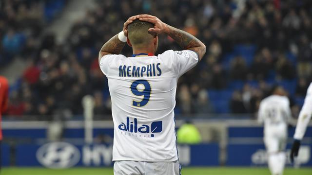 Maillot Olympique Lyonnais Memphis DEPAY