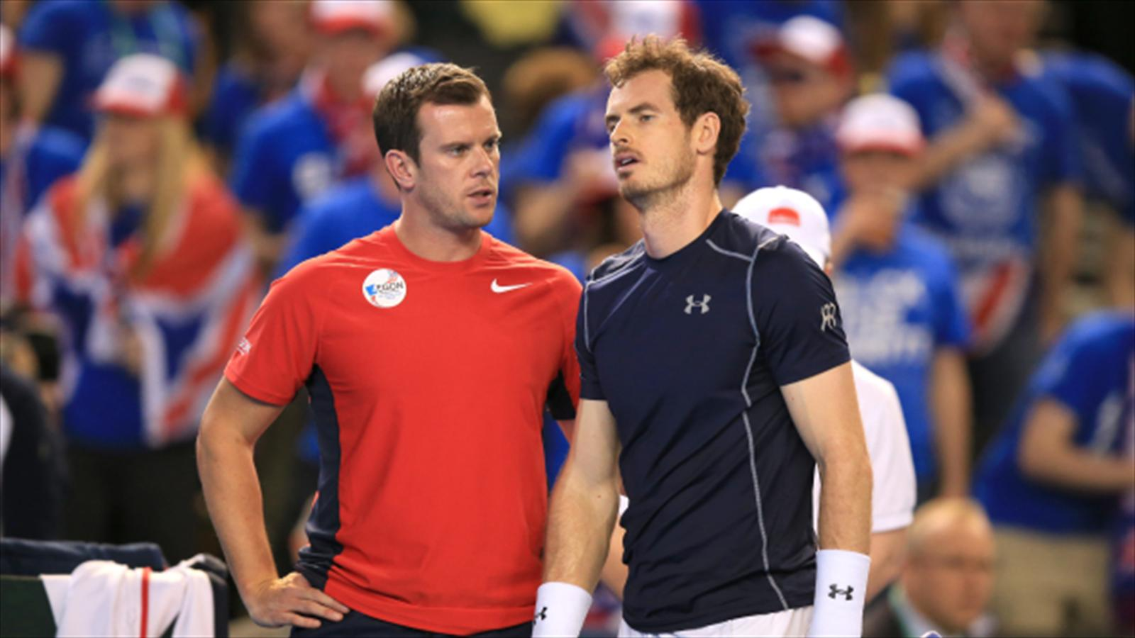 Leon smith confident davis cup team can triumph in canada - University league tables french ...