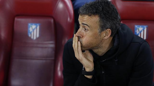 L'Atlético, ultime obstacle au rêve de Luis Enrique