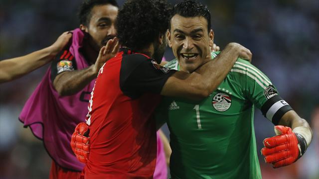Essam El-Hadary eroe in Egitto: primo Mondiale a 44 anni