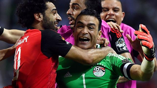 Cairo celebrates dramatic Egypt victory in AFCON semi-finals