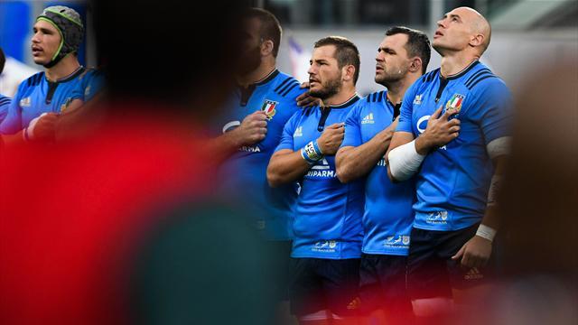 Forcément, l'Italie va s'appuyer en grande partie sur les vainqueurs de l'Afrique du Sud en novembre