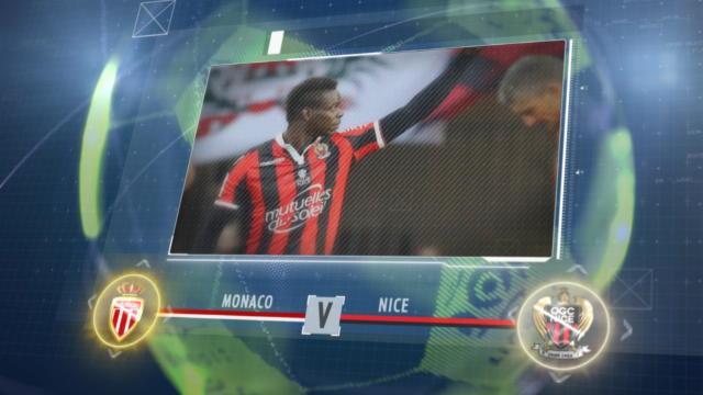 Balotelli, coups de pied arrêtés, Germain : les 5 choses à savoir sur ASM-Nice