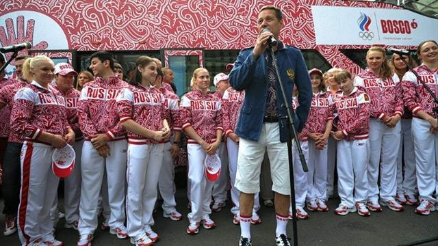 Куснирович: тендера напоставку экипировки для сборных РФ точно небыло