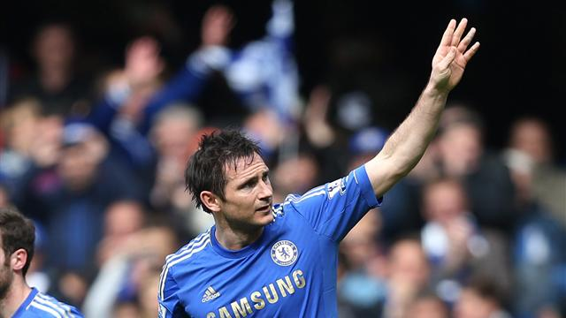 A 38 ans, Lampard met fin à sa carrière