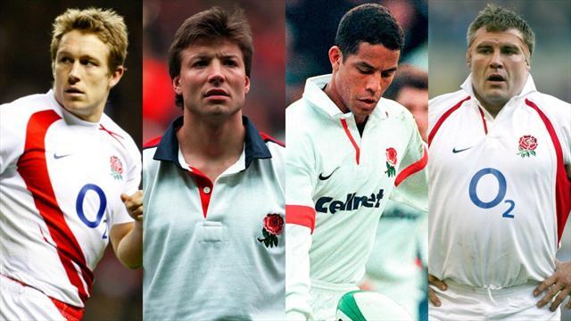 Wilkinson, Andrew, Guscott… les 10 joueurs anglais les plus marquants de l'histoire