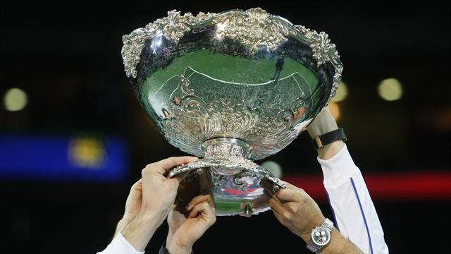 L'ITF proche d'une réforme majeure du format des matches de Coupe Davis