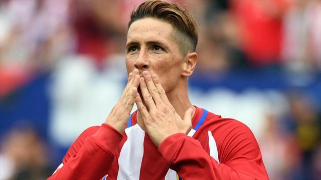 Le but du week-end est l'œuvre de Fernando Torres