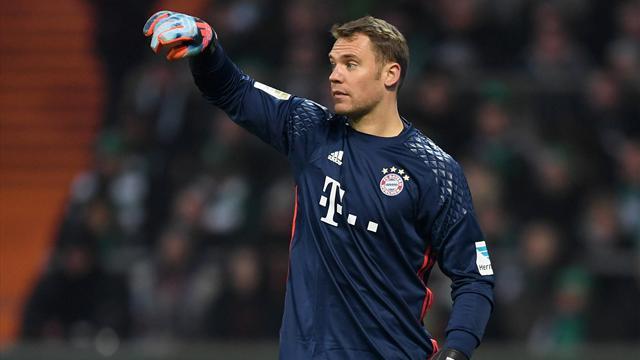 Bayern, Neuer, porte-bonheur : Les 5 choses à retenir de la 24e journée