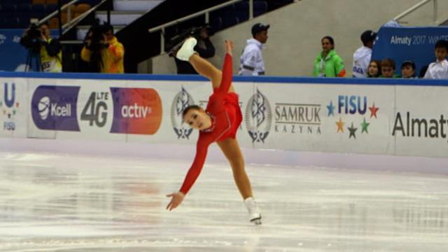 FISU Athlete Story : Maria-katharina Herceg