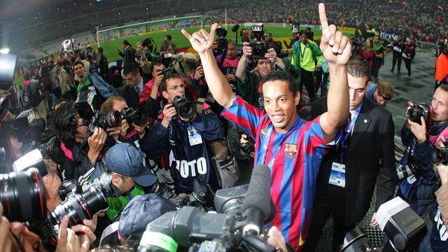 Barça, Ronaldinho nuovo ambasciatore blaugrana