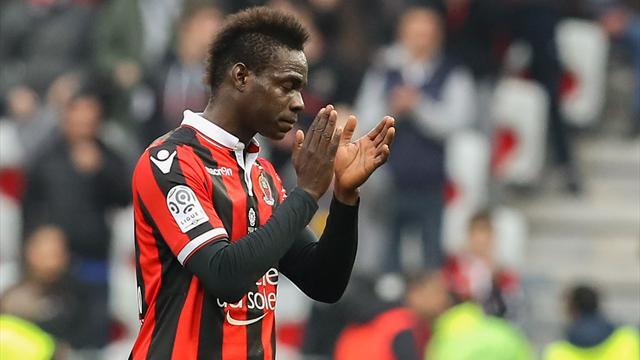 Balotelli : «Si Nice devient un grand club, je signe ici à vie»