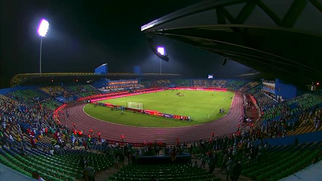 HIGHLIGHTS: Cameroon down Ghana to reach final