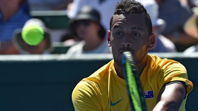 Tennis : L'Australie aussi a fait le break
