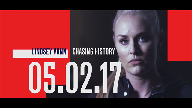 Chasing History debuts on February 5th!