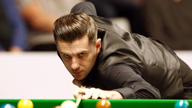 Selby and Fu reach last eight at Players Championship