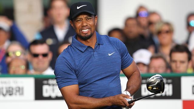 Tiger Woods renonce encore
