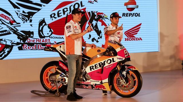 """Marquez: """"I rivali per il titolo? Yamaha, Ducati e Pedrosa"""""""