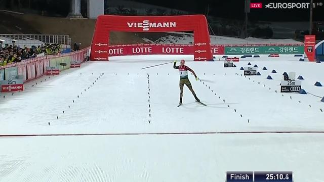 Rydzek takes Nordic Combined nail-biter to extend World Cup lead