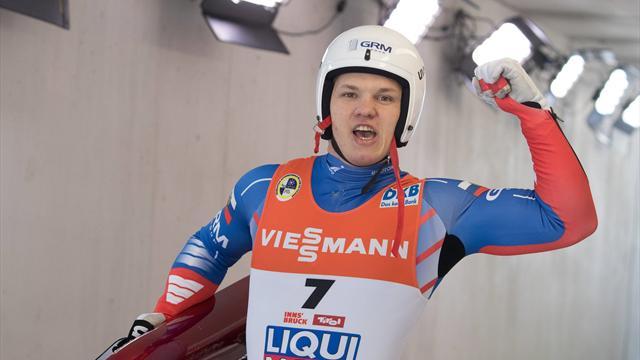 Репилов занял второе место на этапе КМ