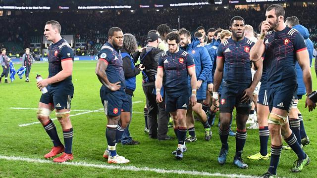 Tournoi des six nations/France-Angleterre : les Bleus ont pris leurs marques