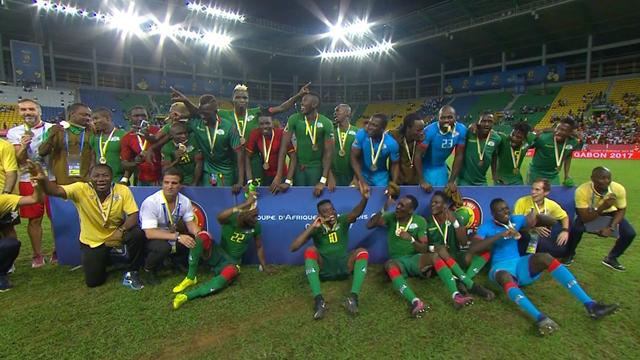 Burkina Faso claim third at the Africa Cup of Nations