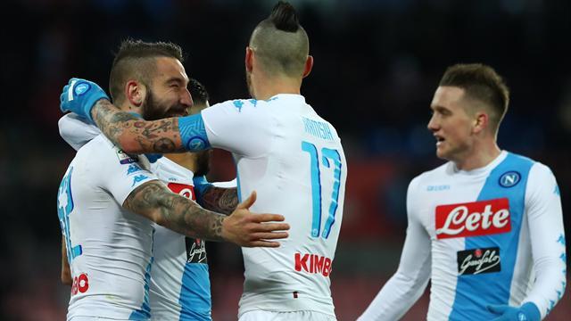 Naples est prêt pour le Real Madrid