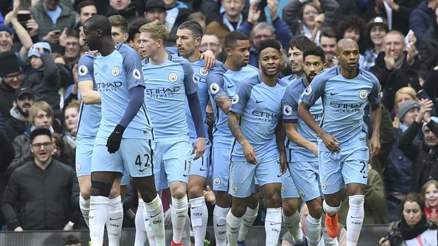 Manchester City écope d'une simple amende pour avoir enfreint le règlement antidopage