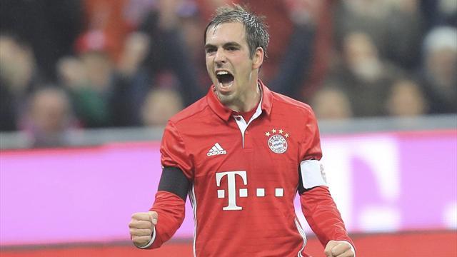 En 500 matches, Philipp Lahm a inscrit son nom dans la légende du Bayern