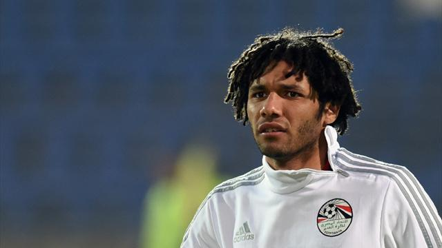 Elneny, Salah start for Egypt, Moukandjo starts for Cameroon