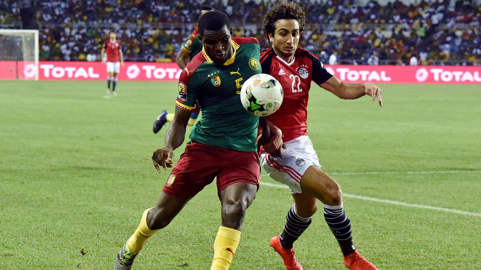 En direct live egypte cameroun coupe d 39 afrique des nations 5 f vrier 2017 eurosport - Regarder coupe d afrique en direct ...