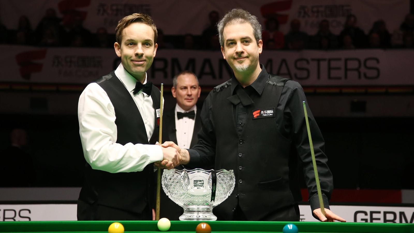Snooker masters 2020 ergebnisse