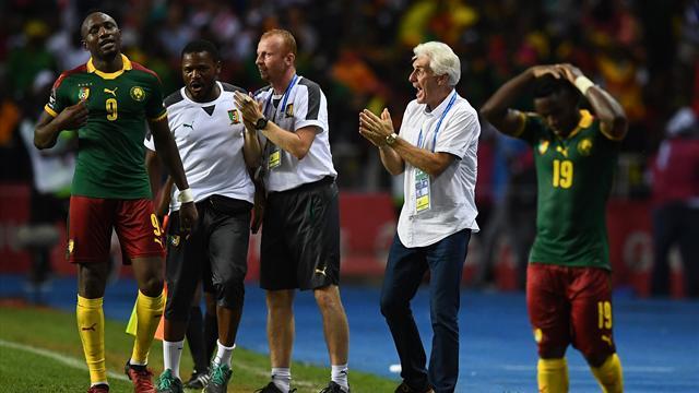 """Broos : """"J'espère que la presse camerounaise m'a compris"""""""