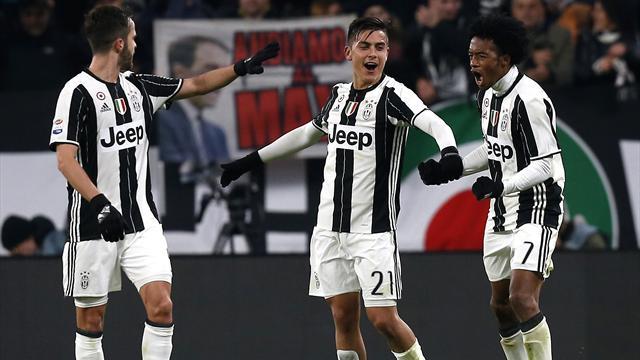 L'Inter s'est cassée les dents sur la Vieille Dame