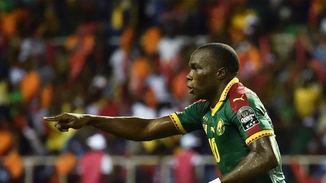 Aboubakar kupayı Kamerun'a getirdi